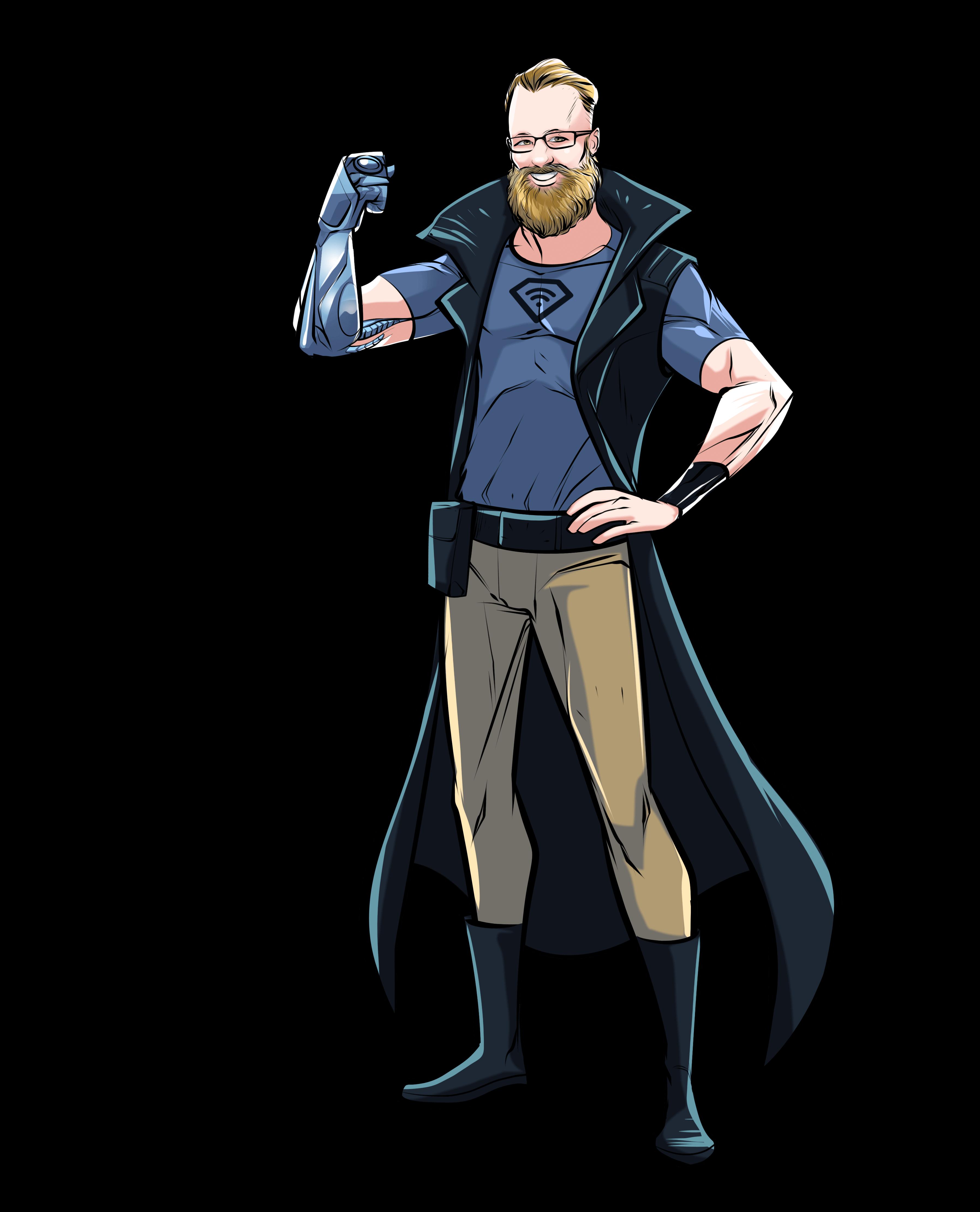 comic-character