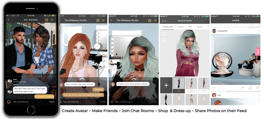 3 Strategies That Helped IMVU Grow Monthly Active Users 200% - Liftoff